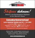 Watzmann Skipass