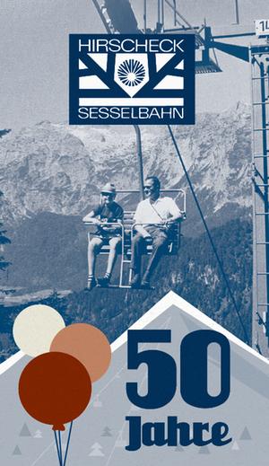 Flyer 50 Jahre HSB