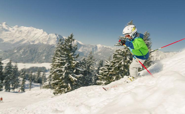 Hochschwarzeck Skifahren 10 1
